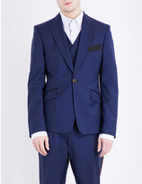 Vivienne Westwood Slim-fit wool jacket