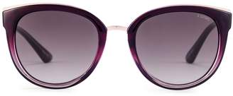 Cat Eye 2sisters Eyewear Sheila 54MM Sunglasses