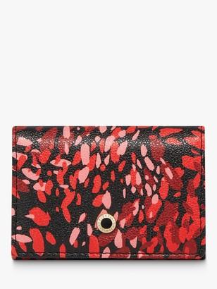 Fiorelli Sadie Foldover Coin Purse, Valentines Leopard