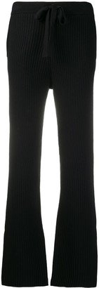Dorothee Schumacher Ribbed Trousers