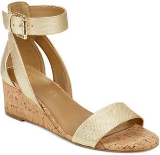Aerosoles Willowbrook Wedge Sandals Women Shoes
