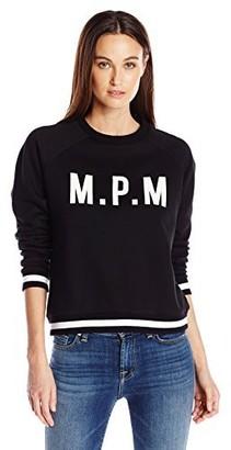MinkPink Women's M.p.m Raglan Sweater