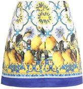 SunviewGolf SVG Floral Printed Casual Mini Golf Skirt Sports 2016 New Golf Skorts S