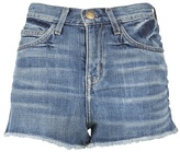 CURRENT ELLIOTT - High waist cutoff short