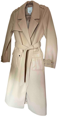 River Island Camel Polyester Coats