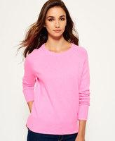 Superdry Downtown Raglan Knit Sweater