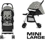 Brevi Mini Large 2.0 Buggy - Super Lightweight (3.8 kg) -Colour 258