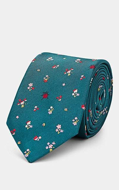 5d520f401d0455 Mens Turquoise Tie - ShopStyle UK