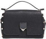 Jimmy Choo 'Small Lockett' Leather Crossbody Bag