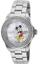 Disney Mickey Mouse Watch for Women by INVICTA - Steel - Limited Edition