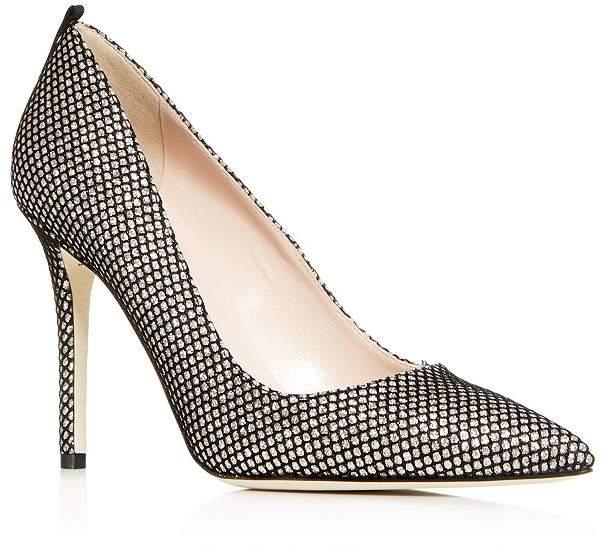 41b4122251 Fishnet Heels - ShopStyle