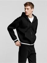 Calvin Klein Collection Double Face Sweatshirt Oversized Hoodie