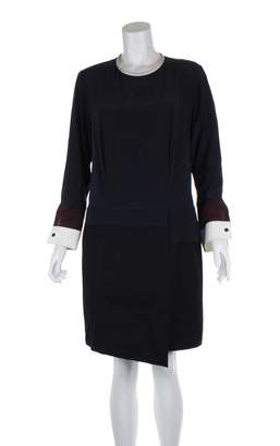 Nicole Farhi Blue Wool Dresses