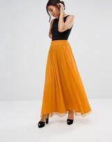 Boohoo Boutique Tulle Maxi Skirt