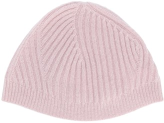 Pringle Travelling ribbed-knit hat