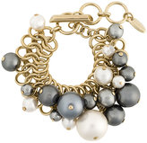 Lanvin large pearl bracelet