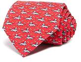 Vineyard Vines Black Labs Wide Tie