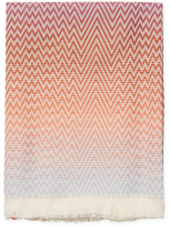 Missoni Home Terrel Wool Throw Blanket