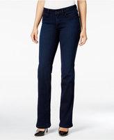NYDJ Marilyn Paris Nights Wash Straight-Leg Jeans