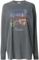 Balenciaga Paris print sweatshirt