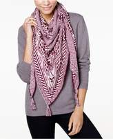 INC International Concepts Outwest Knit Triangle Scarf, Created for Macy's