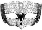Luxury Mask Diamond Design Laser Cut Venetian Masquerade Mask