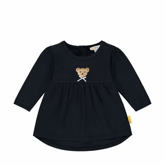 Steiff Baby Girls' Mit Suer teddybarapplikation Tunic
