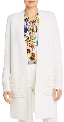Kobi Halperin Marci Embellished Cardigan Sweater