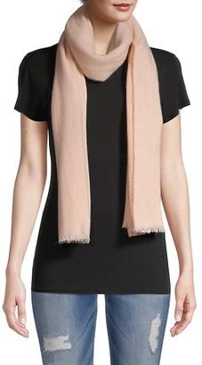 Rag & Bone Riley Colorblock Cashmere & Wool Scarf