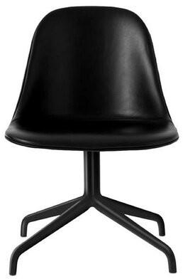Menu Harbour Task Chair Upholstery Color: Khaki, Casters/Glides: Casters