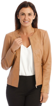 Trent Nathan Leather Jacket