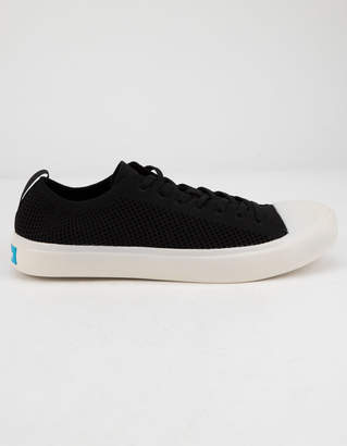 People Footwear The Phillips Knit Really Black & Picket White Shoes