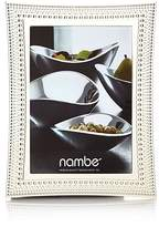 Nambe Beaded Frame, 5 x 7""