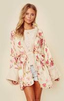 Rahi cali wisteria sunday rose robe