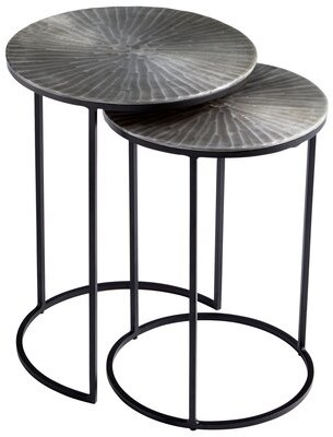 Thumbnail for your product : Cyan Design Anais Frame Nesting Tables