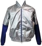 Kappa L.a. Silver Jacket