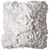 Xhilaration Jersey Ruffle Throw Pillow