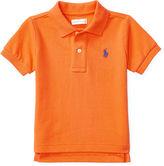 Ralph Lauren Boy Cotton Mesh Polo Shirt