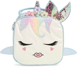 OMG Accessories OMG Gisel the Mermaid Lunch Bag