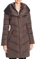 T Tahari Genevieve Puffer Coat