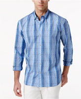 Tommy Bahama Men's Diamond Striped Shirt