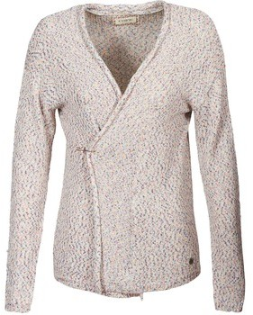 Chipie VALDE women's Cardigans in Beige
