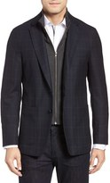 Bugatchi Men's Wool Blazer