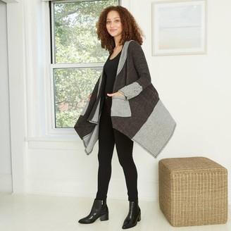 Knox Rose™ Women's Long Sleeve Jacket - Knox RoseTM Gray