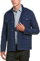 Robert Graham Linen-Blend Jacket