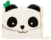 Betsey Johnson Faux Leather Animal Clutch
