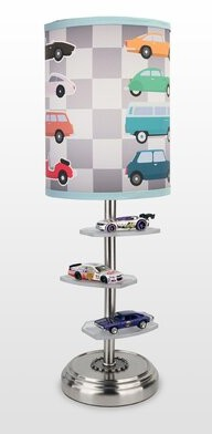 "Isabelle & Maxâ""¢ Automobile Collectors 22"" Table Lamp Isabelle & Maxa"