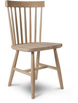 Spindle Back Oak Chair
