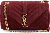 Ysl Suede Bag Shopstyle