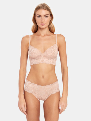 Cosabella Never Say Never Sweetie Soft Lace Bralette